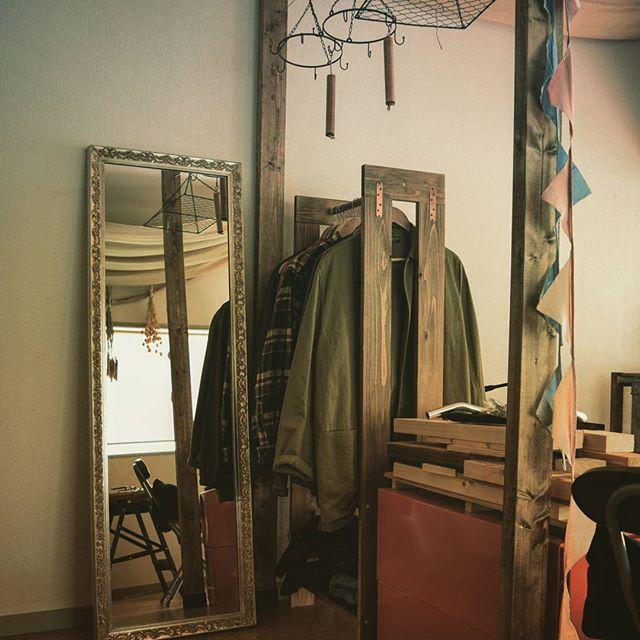 一人暮らしの衣類収納3