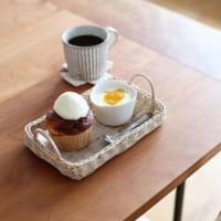 素敵なプレートや食器を揃えて♪ 朝食を楽しむテーブルコーディネート