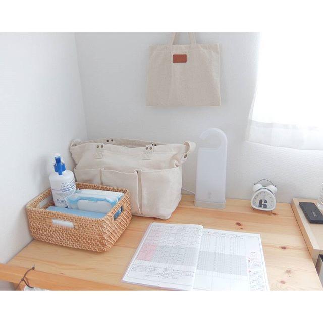 ベビー用品収納 ボックス・かご12
