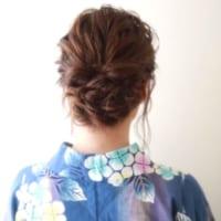 浴衣に似合う髪型コレクション♪花火大会やお祭りにおすすめのヘアアレンジ特集!