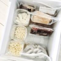 いつでもきれい!すぐにマネできる冷凍庫のおすすめ収納アイディア☆