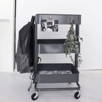 IKEAのワゴンがおしゃれで便利!インテリアにもマッチする収納アイテム