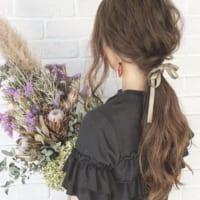 簡単な髪の毛のアレンジ方法をご紹介♡不器用さんでも可愛いヘアは作れます!