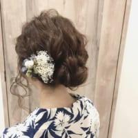 お祭りや花火の季節にぴったり!浴衣に合わせたいおすすめのヘアアレンジ♡