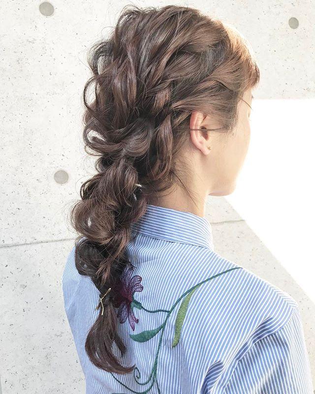 40代にもおすすめの簡単まとめ髪5