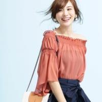 オレンジトップス夏コーデ15選☆ビタミンカラーでファッションにも元気をプラス♪