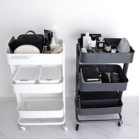 【IKEA】の収納アイテムを使った収納実例集♪スッキリ整理整頓を叶えよう!