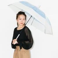 傘が主役に!雨の日が待ち遠しくなる素敵なコーディネート15選