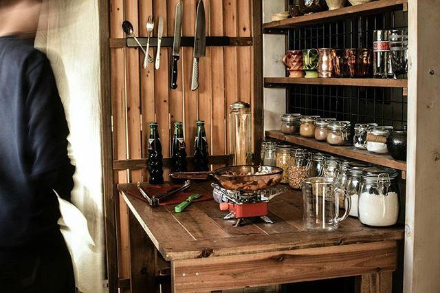 一人暮らし キッチン収納10