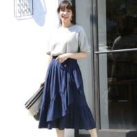あなたは何色を選ぶ?夏こそ挑戦したいカラースカートまとめ☆