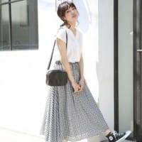 30代向けスカートコーデを大特集☆今年の夏はロング・マキシスカートを穿きこなそう!