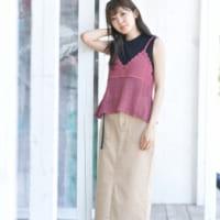 夏のコーデにプラス☆透け感を楽しむカギ針編みトップスをご紹介!