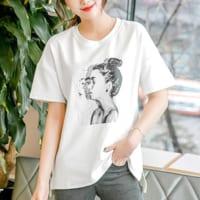 プリントTシャツを着こなす大人のオフスタイル2018☆イチオシの買い足しアイテムをご紹介