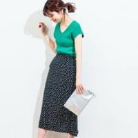 重たくならないのがカギ♡ロング・マキシ丈スカートの初夏コーデ15選