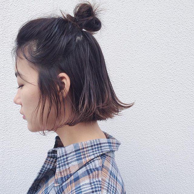 前髪無し5