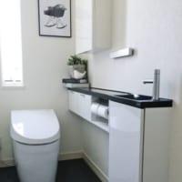 【連載】明るく清潔に!トイレのモノトーンインテリアと収納