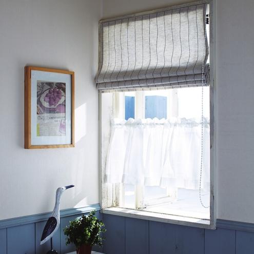 ナチュラル&シンプルなカーテンでお洒落なお部屋に22