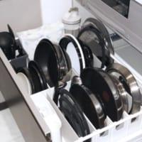 キッチン収納をスッキリさせたい!場所別・キッチン用品の収納方法をご紹介します