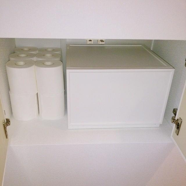 棚に収納するアイデア5