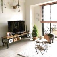 テレビ周りをオシャレに♡テレビボードのインテリア実例をご紹介!