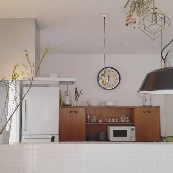 キッチン おしゃれ 照明 ライト5