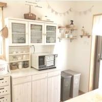 狭いキッチンのゴミ箱、どうしてる?清潔に見せるゴミ箱のアイディアをご紹介します☆