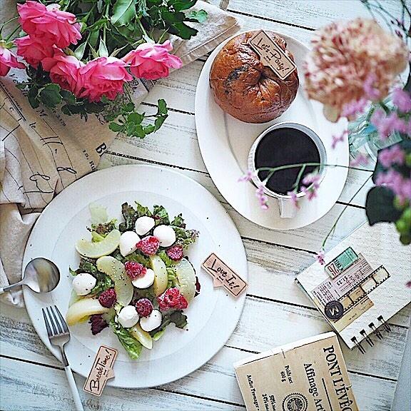 シンプル おしゃれ 白 食器5