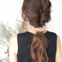 簡単なまとめ髪でサッと可愛く♡時短でできる人気アレンジを一挙ご紹介!