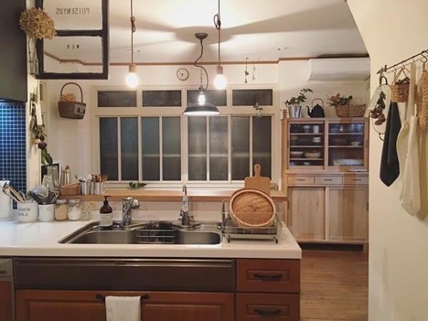 キッチン おしゃれ 照明 ライト8
