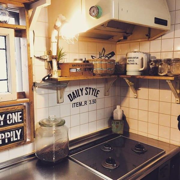 キッチン おしゃれ7