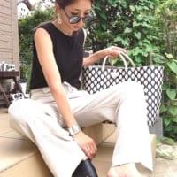 海外でも人気!【H&M】のアイテムで作る夏にぴったり大人女子コーデ♪