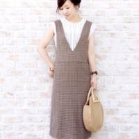 【GU】のワンピース&ジャンパースカートでさらりと夏を過ごそう♪簡単プチプラコーデ特集!