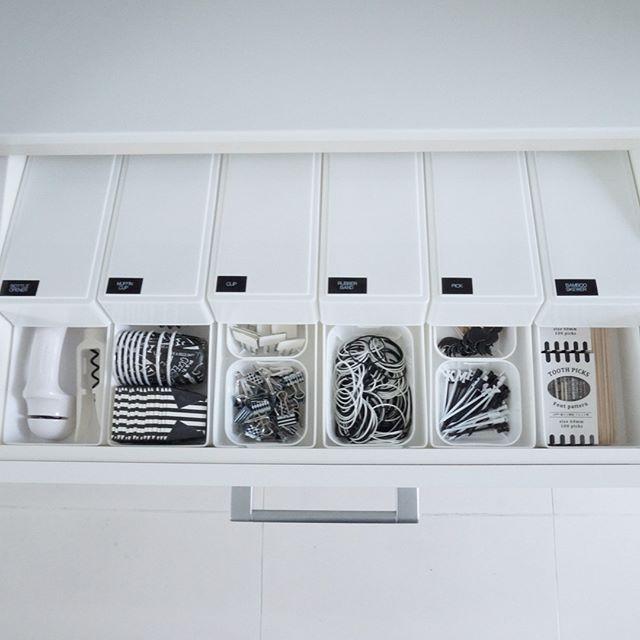 収納アイデア キッチン2