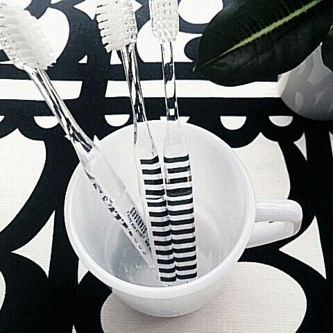 歯ブラシ収納 100均11