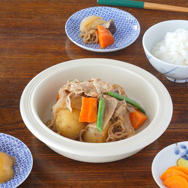 シンプル おしゃれ 白 食器4