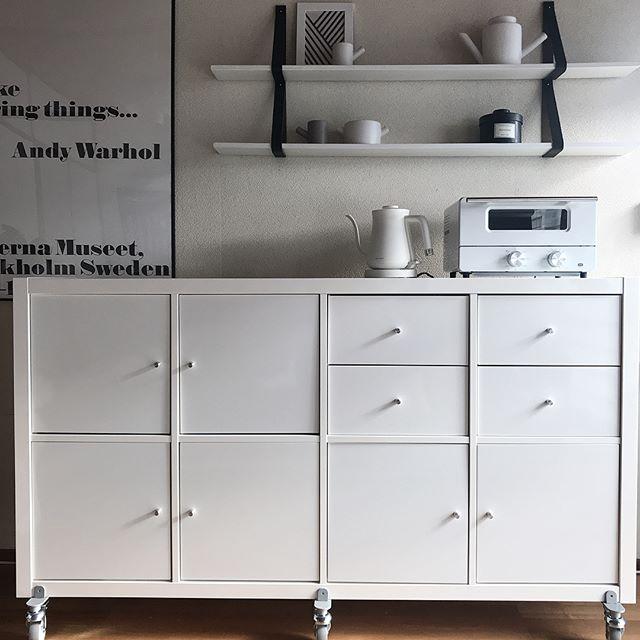 IKEA 棚 おしゃれ インテリア3