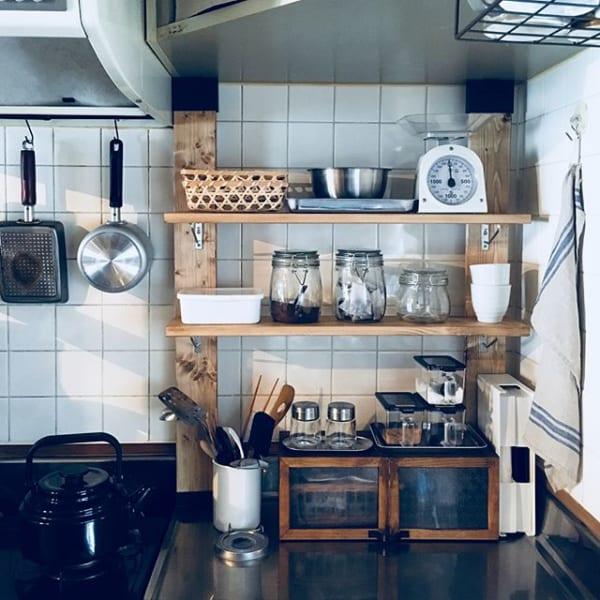 キッチン おしゃれ8