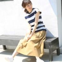 大人のベージュスカートコーデ50選♡ベーシックな大人スタイルを総まとめ!