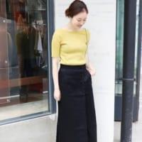 クローゼットにもう一枚!マキシ丈スカートで作るリラックス&フェミニンな夏スタイル