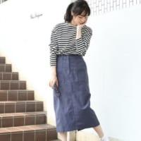 トレンドをプチプラで☆【coen】の秋まで使えるスカート&パンツ特集