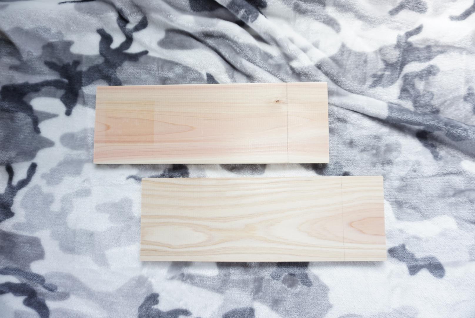 100均板材で便利な収納を作ろう2