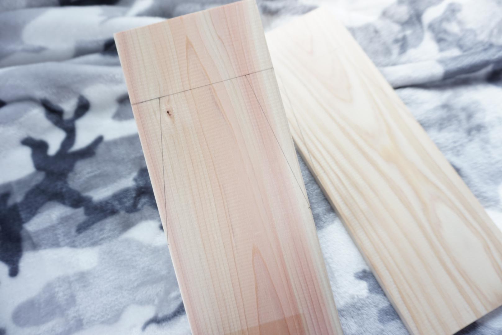100均板材で便利な収納を作ろう3