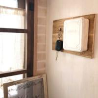 【連載】セリアのブリキボックスでDIY♪壁掛け収納ボックスを作ってみよう