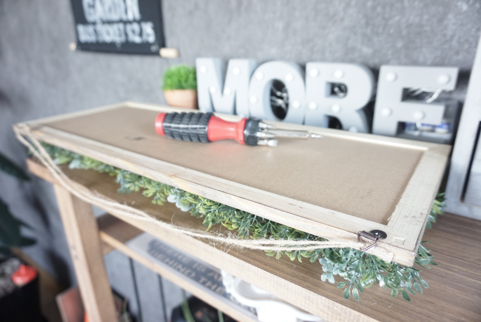 グリーンボードの作り方6
