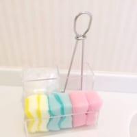 【連載】トイレ掃除が快適に♪使い捨てトイレブラシを100均で実現!