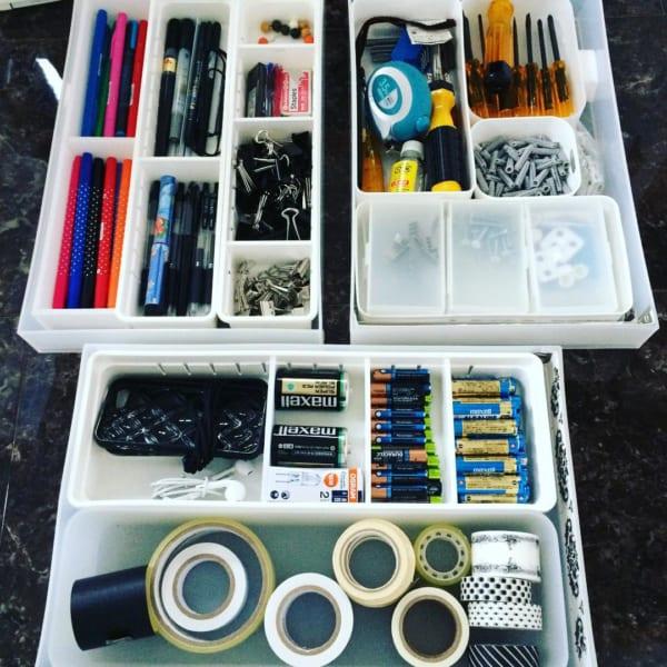 工具の収納法特集8