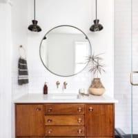 海外インテリアのお洒落な空間づくり☆参考にしたい「ベッドルーム&洗面所」インテリア集
