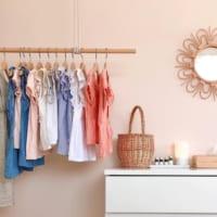 お手本にしたい♪毎日の洋服選びが楽しくなる衣類収納の実例集!