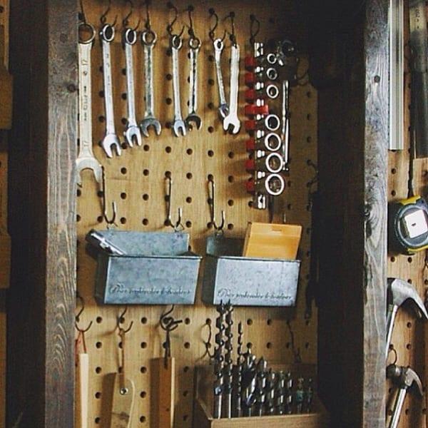 工具の収納法特集12