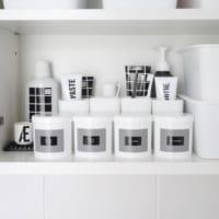 より便利な洗面所収納に!アイテム別のスッキリ整理整頓術をご紹介